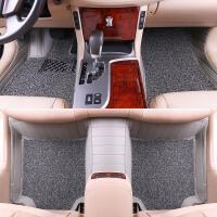 凯迪拉克CTS SLS SRX XTS CT6全包围丝圈+皮革 汽车专用脚垫环保无味