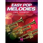 【预订】Easy Pop Melodies for Trumpet 9781480384323