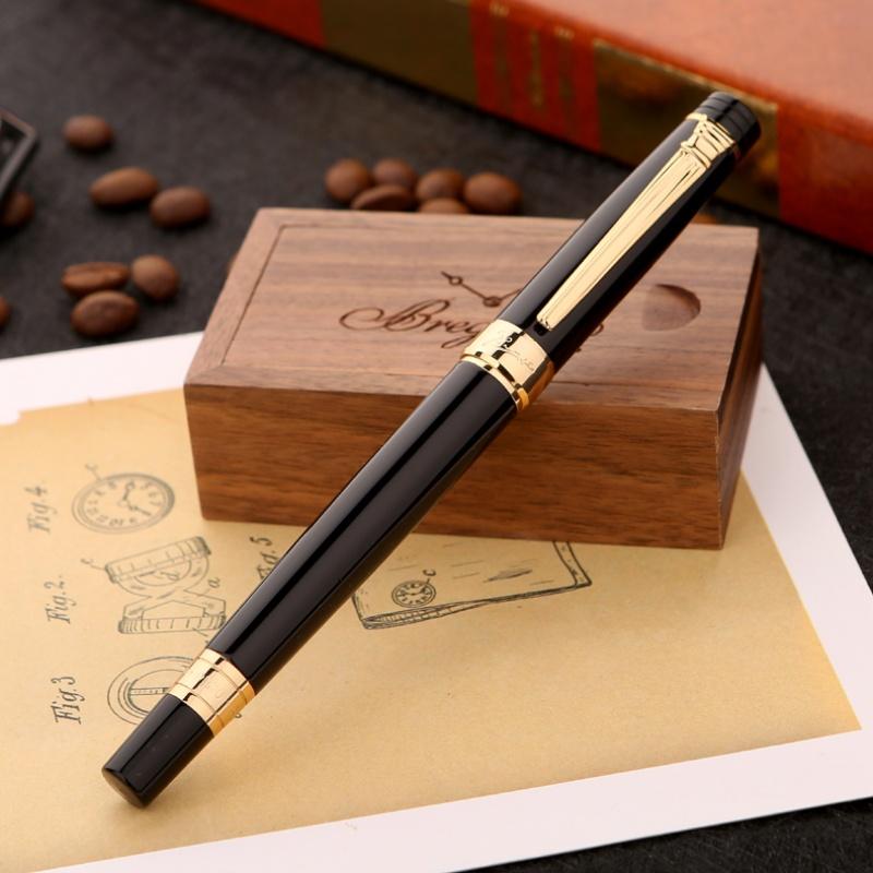 送笔芯墨水钢笔+签字笔对笔套装礼盒917铱金笔/宝珠笔组合  0.5mm 发货周期:一般在付款后2-90天左右发货,具体发货时间请以与客服协商的时间为准