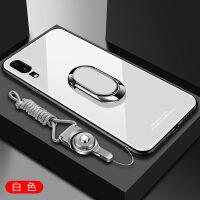 优品华为P30手机壳P20玻璃P30pro保护P20por硅胶套VOG-AL00全包CLT防摔ELE