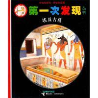 手电筒系列 神秘的宝藏 第1次发现丛书 埃及古墓 法国伽利玛少儿出版社