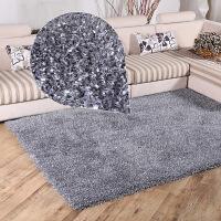 地毯客厅简约现代百搭卧室床边长毛定制家用满铺沙发茶几地毯