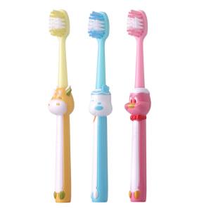 日康幼儿牙刷软毛牙齿口腔清洁牙刷RK3520