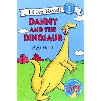英文原版 儿童有声读物 丹尼与恐龙 Danny and the Dinosaur Book and CD