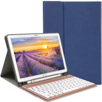 华为m3平板保护套带无线蓝牙键盘青春版10.1英寸BAH-W09/AL00电脑带无线鼠标软硅胶全包防 M3 -10.1
