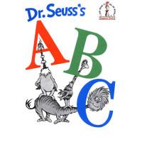 Dr. Seuss's ABC 苏斯博士的ABC 精装 廖彩杏书单 [4-8岁]