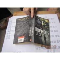 【旧书二手书九成新】the orpheus deception 6083俄耳甫斯的欺骗【沫若书店】
