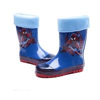 儿童雨鞋男童幼儿园防滑小孩雨鞋卡通防水雨靴宝宝中大童四季胶鞋