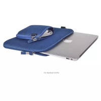 苹果笔记本内胆包macbook pro air 3寸2 5寸电脑包外套防摔