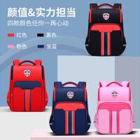 新款小学生书包 减负防水太空包1-3-6年级儿童双肩背包schoolbags