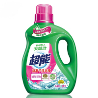 [当当自营] 超能 双离子洗衣液(焕彩新生) 2.5kg