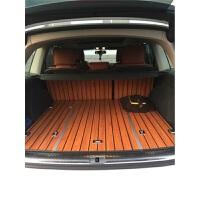 大众新迈腾CC专用木质地板后备箱垫硬质耐磨防滑拦物网后仓垫