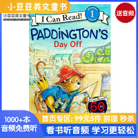 英文原版 Paddington's Day Off [4-8岁]