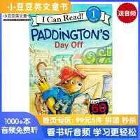 #进口英文原版童书 Paddington's Day Off [4-8岁]