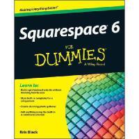 【预订】Squarespace 6 for Dummies