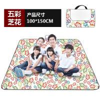 户外地毯防潮草野外旅游野餐垫布便携草坪坐垫子郊游折叠