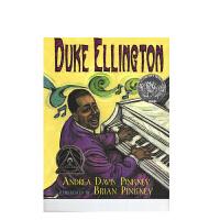 进口原版 Duke Ellington: The Piano Prince and His Orchestra [5-