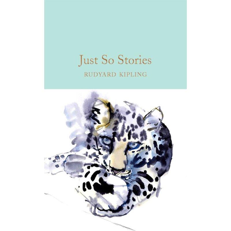 吉卜林:原来如此的故事 英文原版 Just So Stories Rudyard Kipling 精装 经典文学
