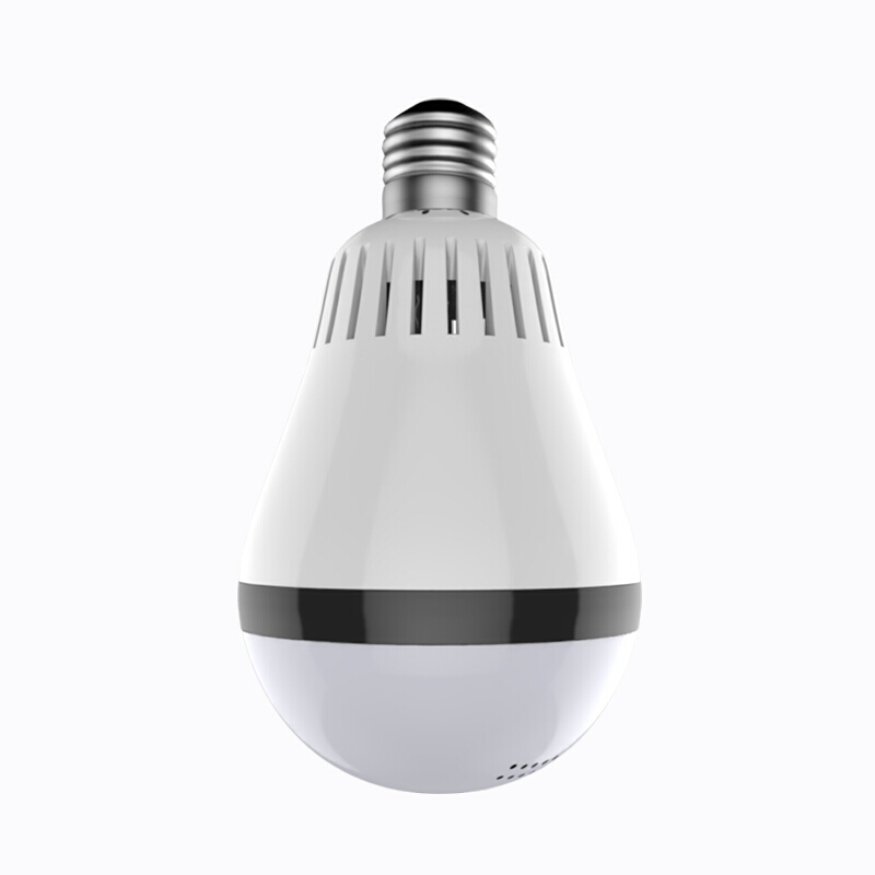 摄像头 Q7H 360度灯泡全景摄像头 手机远程无线wifi高清套装 家用监控器 发货周期:一般在付款后2-90天左右发货,具体发货时间请以与客服协商的时间为准