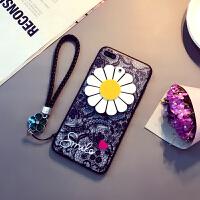 苹果Xs Max手机壳挂绳7plus镜子保护套i8p软壳XR女款iPhone6sp潮