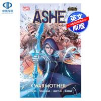 英文原版 漫威英雄联盟官方漫画艾希合订本 League of Legends Ashe 故事书
