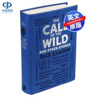 【预售英文原版】野性的呼唤 Word Cloud Classics系列 The Call of the Wild 杰克・