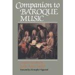 【预订】Companion to Baroque Music 9780198167044