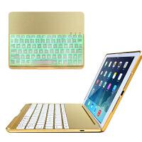 ikodoo爱酷多 苹果iPad Pro9.7/10.5/iPad air2/air/新iPad A1822金属无线夜光蓝牙键盘保护套 ipad pro键盘保护套 ipad air2保护壳型 ipad pro 9.7英寸键盘套 2017新ipad保护套皮套