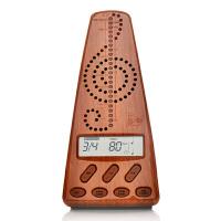 钢琴架子鼓古筝乐器通用节拍器wmt220小天使电子节拍器人声数拍