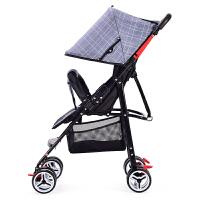 婴儿推车轻便折叠超轻小孩手推车可坐躺简易避震儿童宝宝夏季伞车a343