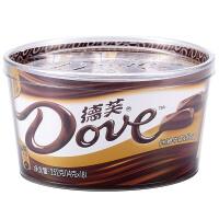 德芙丝滑牛奶巧克力碗装252g*3 新老包装随机发货