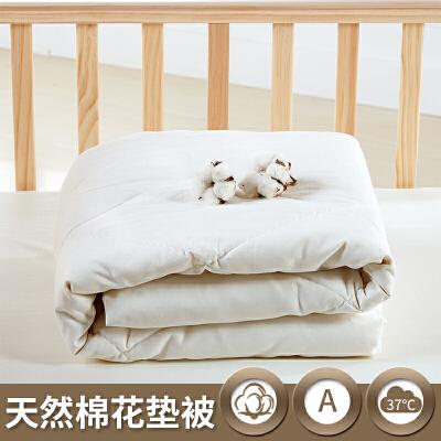 婴儿床褥子棉花垫被新生儿小褥子幼儿园床垫儿童被褥宝宝加厚床褥  根据婴儿床内径尺寸【婴儿床垫尺寸】