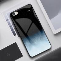 小米8手机壳8SE欧美ins冷淡风8屏幕指纹硅胶6保护青春6X防摔钢化玻璃壳5新款5X个性5S