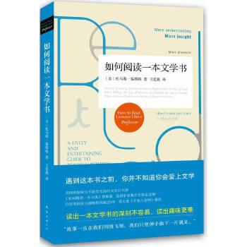 如何阅读一本文学书(epub,mobi,pdf,txt,azw3,mobi)电子书