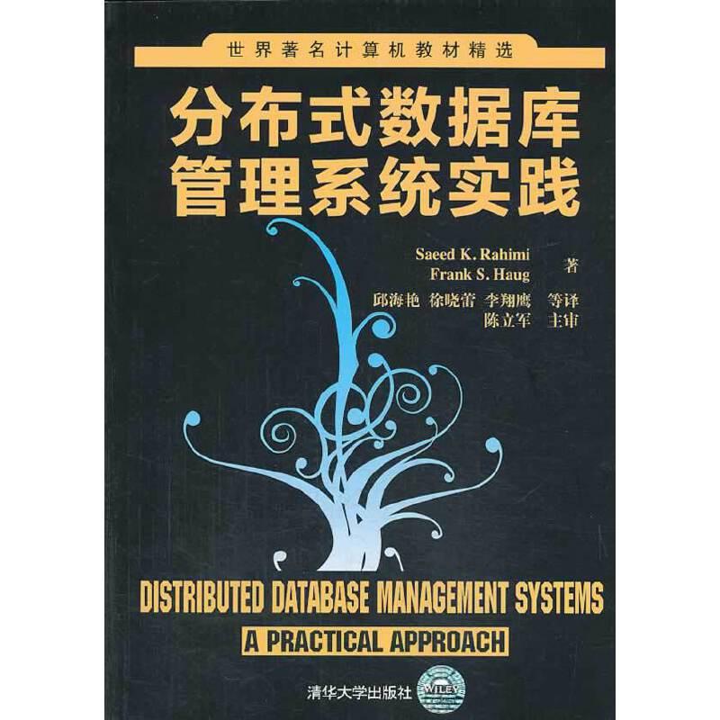 分布式数据库管理系统实践(世界著名计算机教材精选) PDF下载
