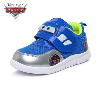Disney 迪士尼 DJ1000 童鞋汽车总动员 婴儿鞋 *2件
