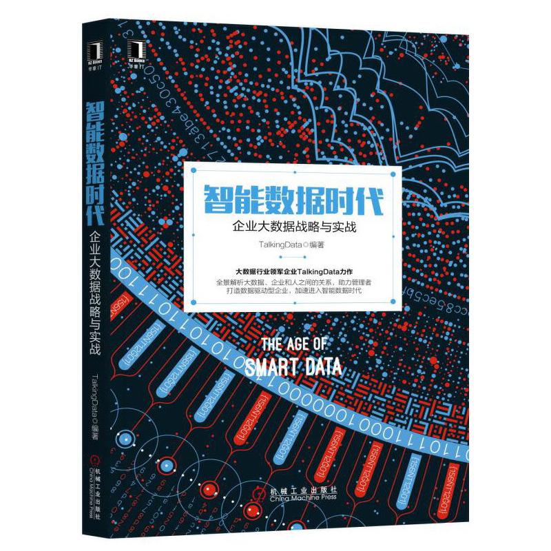 智能数据时代:企业大数据战略与实战 PDF下载