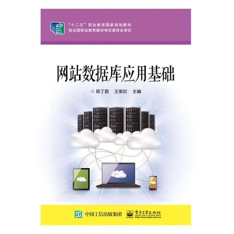 网站数据库应用基础 PDF下载